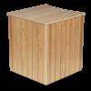 Holzklusiv Sandfilterkiste für Hot Tub