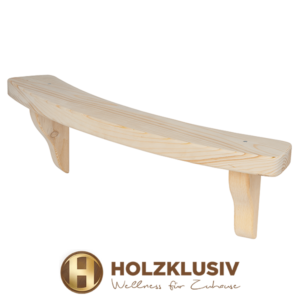 Holzklusiv Regal für Hot Tub